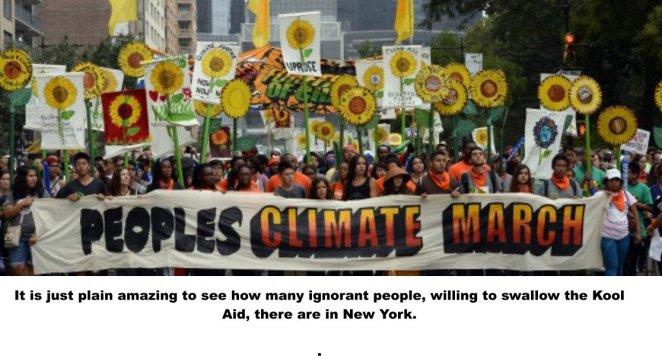 Ignorant New York